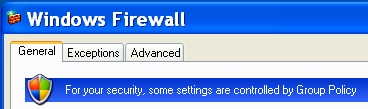 Windows Firewall