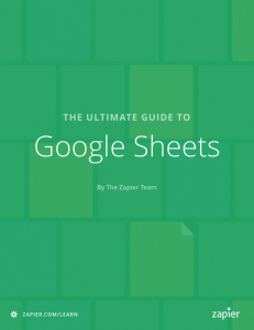 zapier-sheets-guide