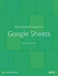 zapier-sheets-guide
